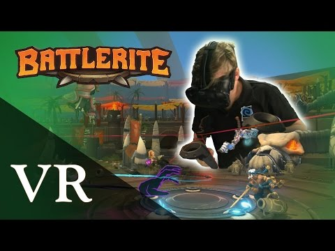 VR Spectator Mode & Broadcasting In Battlerite