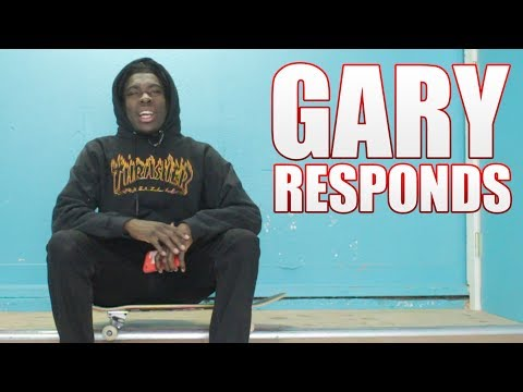 Gary Responds To Your SKATELINE Comments Ep. 282 - Shane Oneill vs Carlos Ribeiro, Blunt Fakie