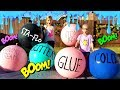 download Making SLIME With GIANT BALLOONS!!! - DIY Giant Slime Balloon Tutorial!!!