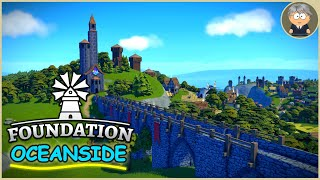 Expansion Plans & Mods 🌴 Oceanside - Foundation Gameplay - #17