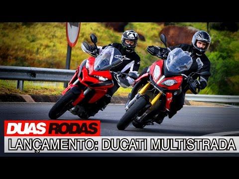 Comparativo: Nova Ducati Multistrada x BMW S1000XR