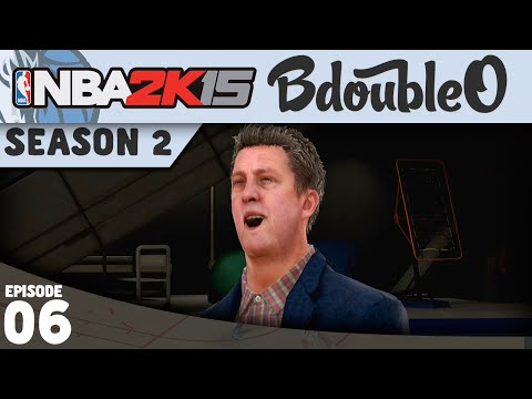 NBA 2K15 My Career :: Settling In - S2
