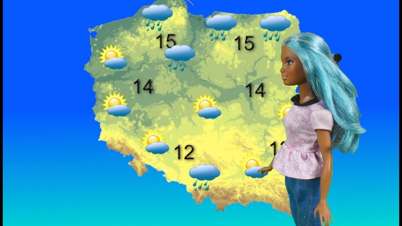 Rodzinka Barbie - Iza pogodynka