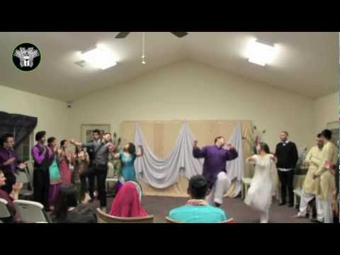 Bhangra Empire - Through The Years - Omer + Puneet's Engagement - 2012 video