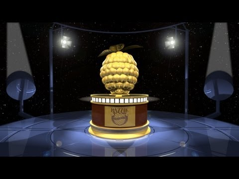 2013 Razzie Awards Predictions - It's A Wrap!