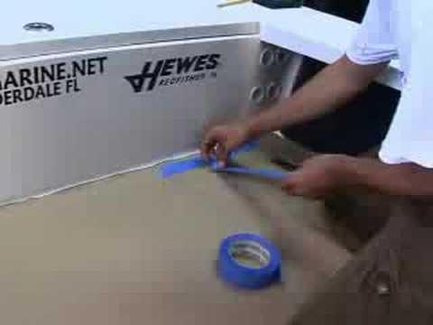 Marine Flooring Installation Video Youtube