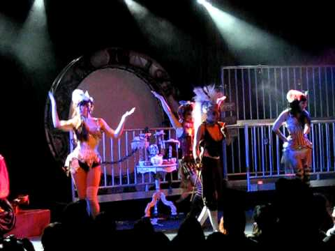 Emilie Autumn - Girls! Girls! Girls! - live in Denver