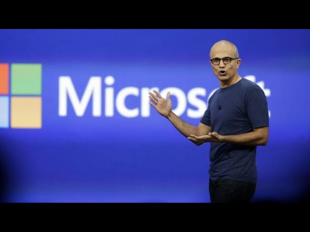 Microsoft CEO Says Women Should