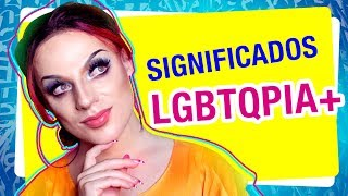 A SIGLA LGBTQIA - Lorelay Fox