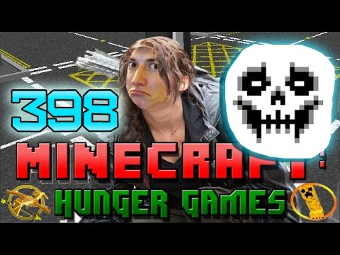Minecraft: Hunger Games w Mitch Game 398 Ring Road Returns