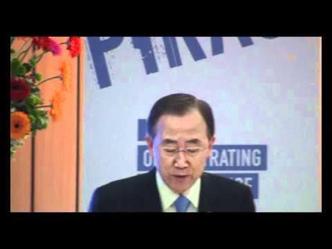 Maritime Piracy Orchestrating the Response -- Ban Ki Moon,  Un Secretary General