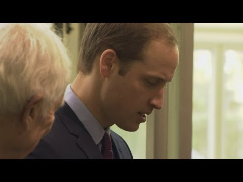 Prince William speaks out against poaching