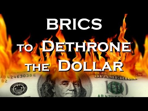 BRICS Plan to Dethrone Dollar, Energy Crisis Coming