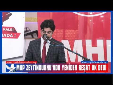 MHP Zeytinburnu 10 Olağan Kongresini Yaptı