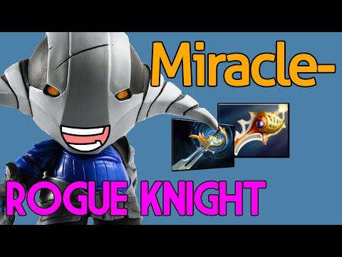 Miracle- Dota 2 : Sven Vol.6 - [Carry] Echo Sabre + Divine Rapier !