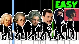Download Lagu Evolution Of Piano Music [1707 - 2018]... And How To PLAY IT! Gratis STAFABAND