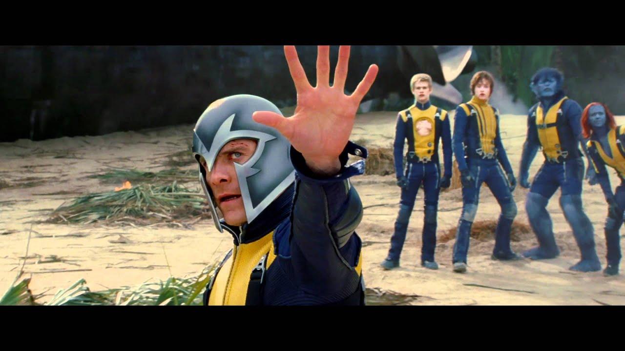 X-MEN Le Commencement ...