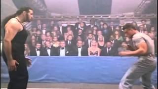 LIONHEART 1990   Final Fight REDUX Van Damme vs Attila   YouTube