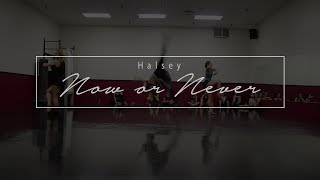 download lagu Halsey - Now Or Never Choreography gratis