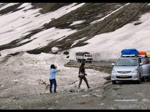 Zoji-la Pass, Srinagar - Leh Highway 1D, Ladakh