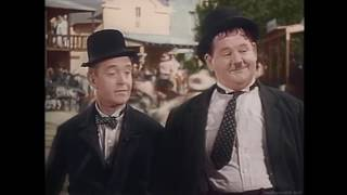 Laurel and Hardy Dance to Then I Got High by AFROMAN