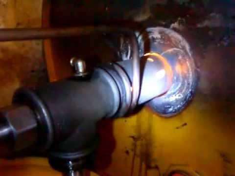 Газовая туристическая горелка своими руками