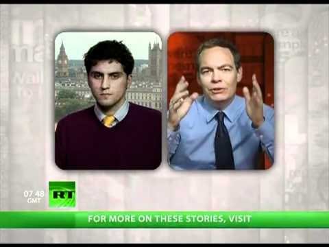 Max Keiser Report 165 - Why Gold And Silver Prices Are Skyrocketing