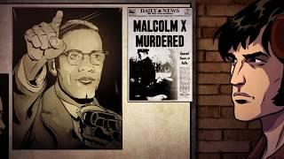 Fermin Muguruza - BLACK IS BELTZA (animation film 2018 - clip OST)