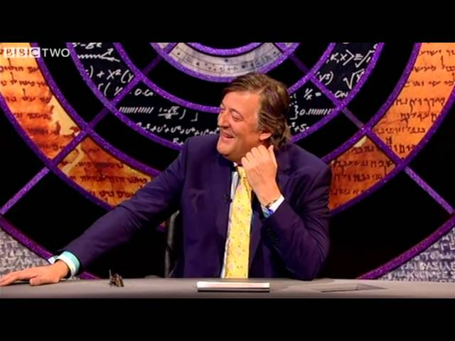 Ventriloquist Dummies - QI - Series 9 - Episode 6 - BBC Two