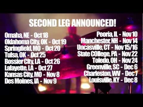 Announcing the 2nd Leg of the Light The Fuse Tour 2013!