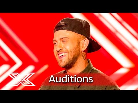 Mike Hough charms the Judges with Ironic | Auditions Week 4 | The X Factor UK 2016