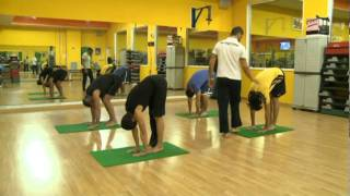 Play Stretching Arti Inferiori Quadricipiti Polpacci