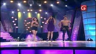 හෂිනි ගොන්නගල හොට් ඩාන්ස් එකක් Hasini Gonagala Hot Dance Thighs Legs Show