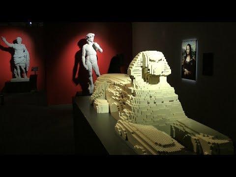 Выставка Искусство Лего в Москве