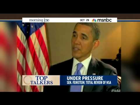 Blistering Montage of the President Denying Knowledge of Recent Scandals