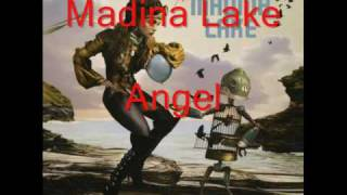 Watch Madina Lake Angel video