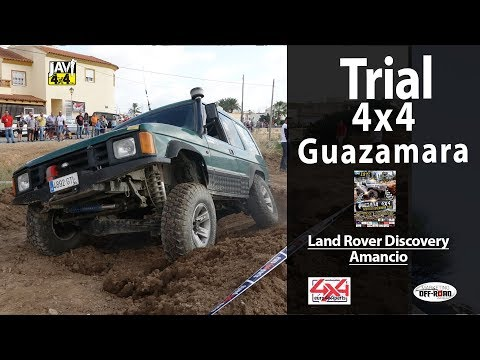 Trial 4x4 Guazamara 2018 (Land Rover Discovery Amancio)