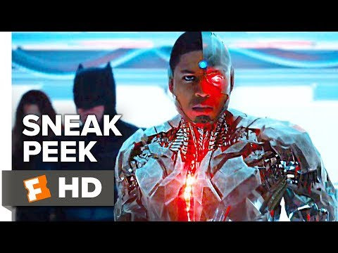 Justice League Sneak Peek (2017) | Movieclips Trailers