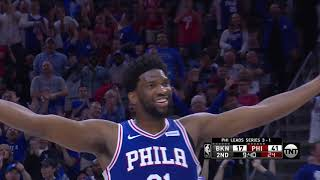 Brooklyn Nets vs Philadelphia 76ers | April 23, 2019