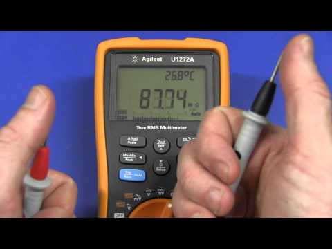 EEVblog #249 - Agilent U1272A Multimeter Review