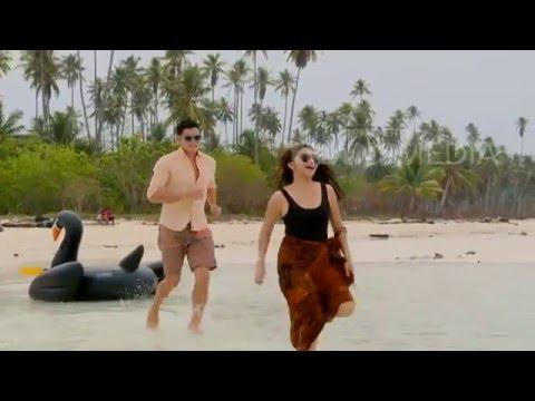 CELEBRITY ON VACATION 5 DES 2015 - Pulau Derawan 2 Mike Dan Ariel Tantum Part 2/3