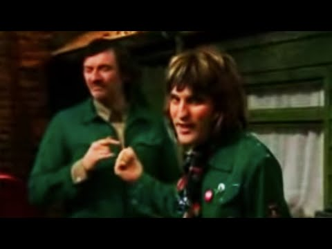 Jazz trance - The Mighty Boosh - BBC comedy