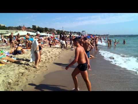 Супер отдых в черноморске!
