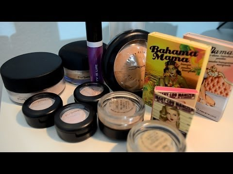 Its Haul time!Αγορές καλλυντικών MAC,THE BALM,BEAUTY IS LIFE | funtabuloustk