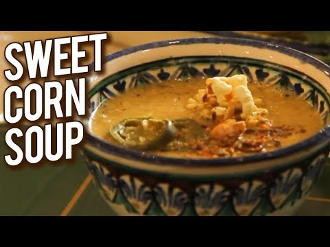 Roasted Corn Soup Recipe - How To Make Sweet Corn Soup At Home - Monsoon Special - Rajshri Rewinds