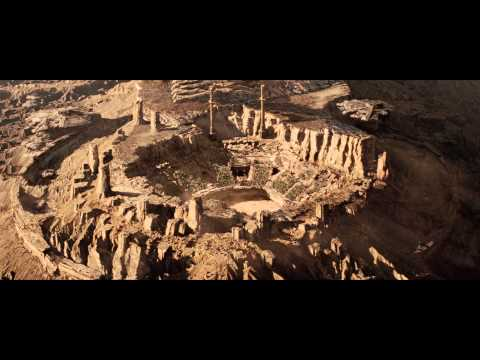 John Carter `Searching` Trailer