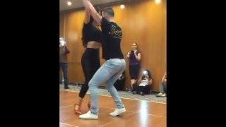 Daniel y Desiree, BACHATA Daniel y Desiree, Beyonce – Crazy In Love