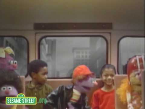 Sesame Street - Forty Blocks From My Home