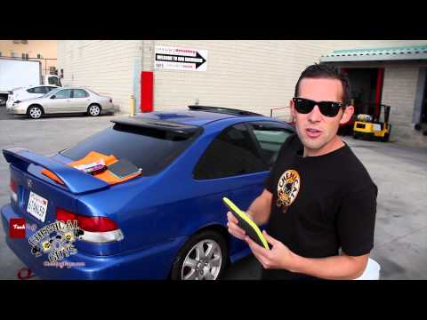 Surface Cleansing Mitt - Smooth Paint System - Chemical Guys Epic Car Care CLAY BAR
