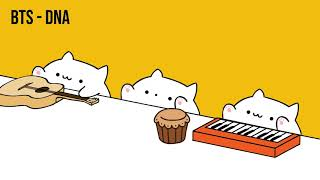 "Download Lagu Bongo Cat - BTS ""DNA"" (K-POP) Gratis STAFABAND"